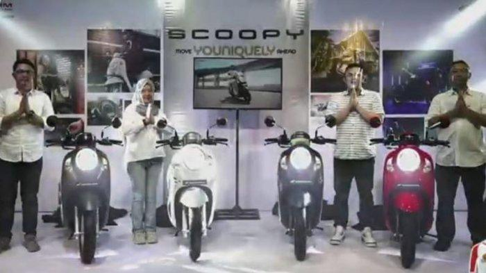 Perubahan Menyeluruh di All New Honda Scoopy 2020, Ini Spesifikasi dan Harga di Sumsel