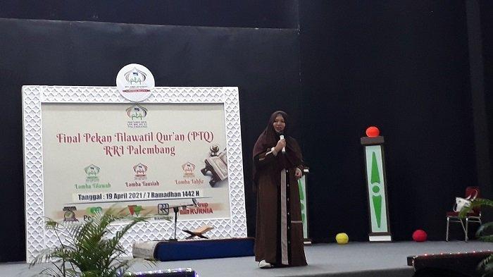 Persiapan Almaratus Sholilah, Jadi Wakil Palembang di PTQ Tingkat Nasional
