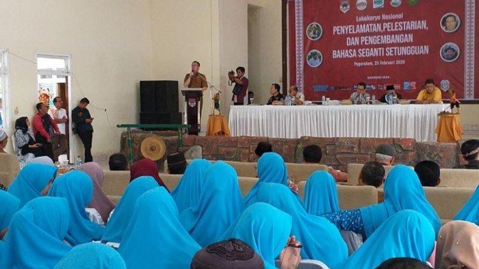 Lestarikan Bahasa Besemah, Pemkot Pagaralam Akan Masukan ke Pelajaran Sekolah