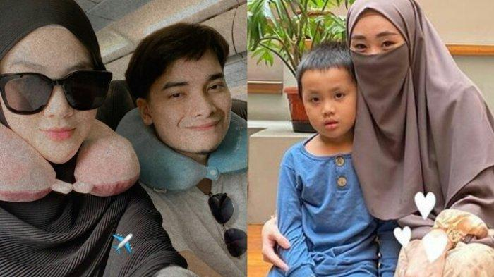 Alvin Faiz Pamit Liburan Bareng Henny Rahman, Aksi Yusuf Langsung Minta Papa Baru ke Larissa Chou