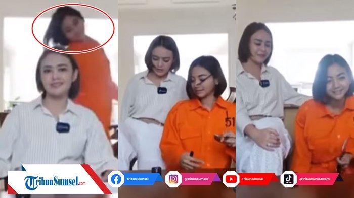 Amanda Manopo Terekam Kamera Bersikap Tak Sopan ke Glenca Chysara, Kelakuan Pemeran Elsa Jadi Pemicu