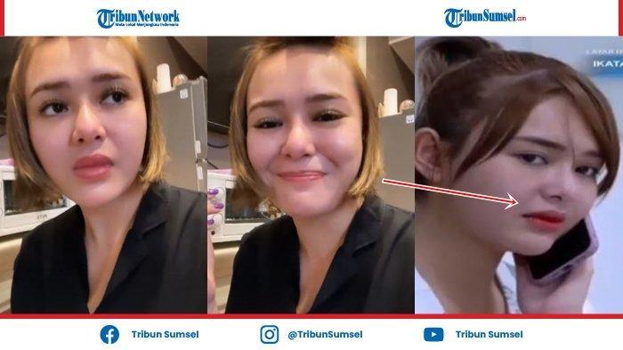 Fakta Bibir Andin Bengkak di Adegan Ikatan Cinta Tadi Malam, Amanda Manopo Bereaksi Ungkap Alasannya