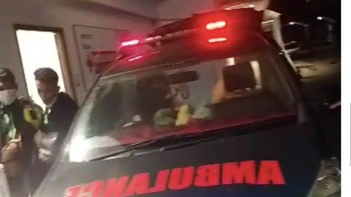 Pulang Mengantar Pasien, Mobil Ambulans Relawan Sungai Lilin Direbut Paksa 6 Orang dari Leasing