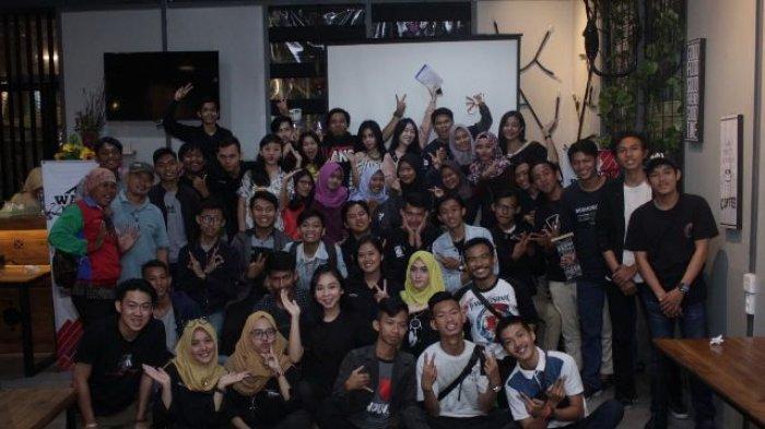 Para Anak Muda Kreatif Lakukan Screening Movie Komunitas Film Palembang