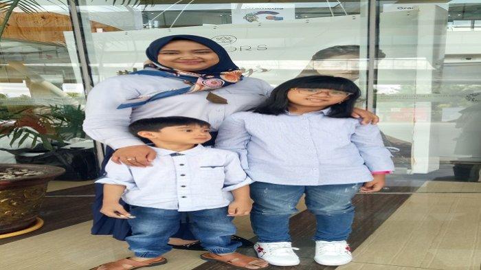 Anak Pertama Wabup PALI, Farisa Naura Penulis Cilik Bercita-Cita jadi Sutradara