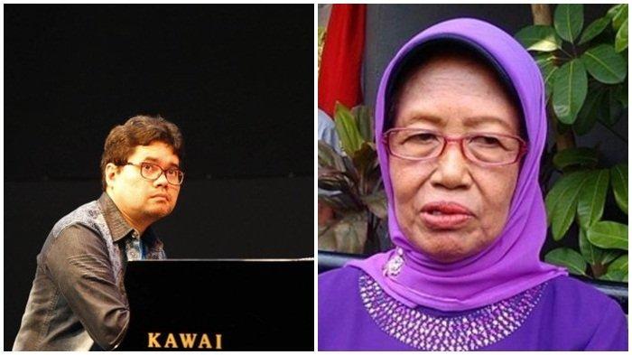 Persembahan Lagu Khusus dari Pianis Ananda Sukarlan untuk Almarhumah Ibunda Jokowi: Perempuan Hebat
