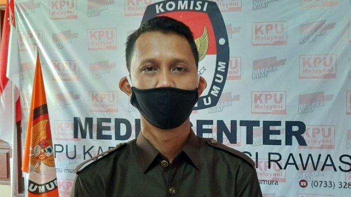KPU Musi Rawas akan Sediakan Sarung Tangan Sekali Pakai saat Pemilihan di Pilkada Serentak 2020