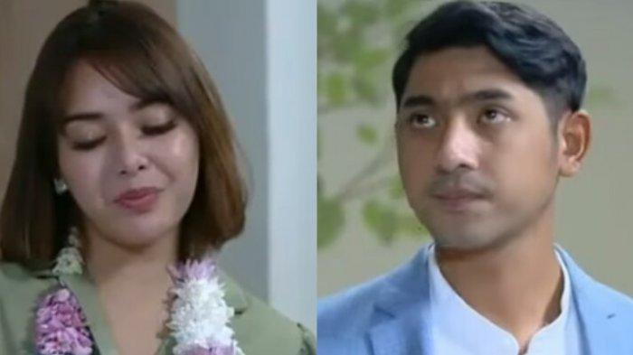 Akting Salting Arya Saloka Depan Amanda Manopo di Adegan Ikatan Cinta, Ayu Dewi Bereaksi Lagi