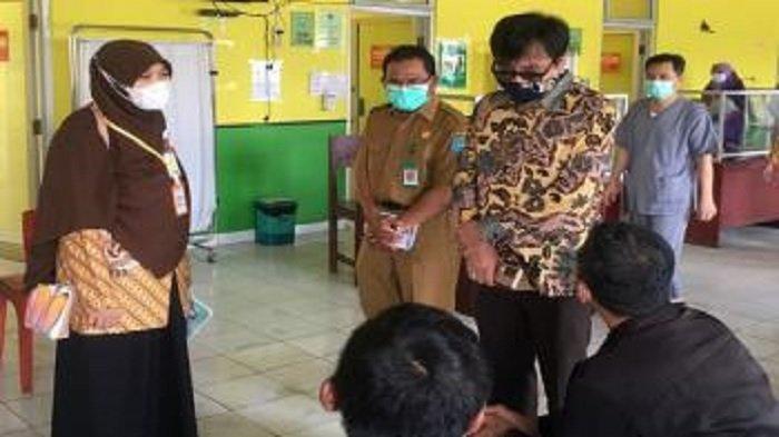 Dewan Pengawas BPJS Kesehatan Tinjau Pelayanan RSUD Muaradua