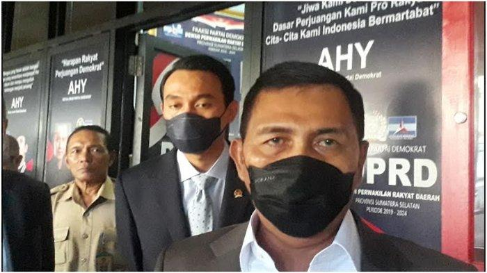 Wabup OKI Djakfar Shodiq Mundur dari Partai Demokrat, Ishak Mekki: Kita Sayangkan Caranya