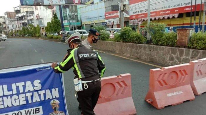 Kurangi Mobilitas Masyarakat, Polres Lubuklinggau Akan Menerapkan Ganjil Genap