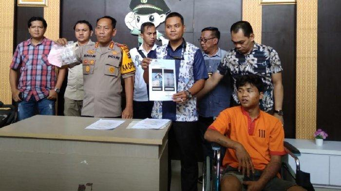 Anggota Polsek Plaju Ditembak Saat Memergoki Aksi Pencurian, Pelaku Kini Ditangkap