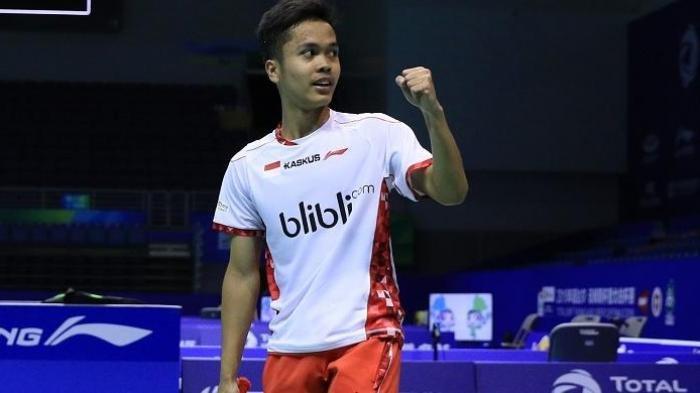 Pelatih Ungkap Kelemahan Sektor Tunggal Putra di Piala Thomas 2020, Usai Gagal Sumbang Poin