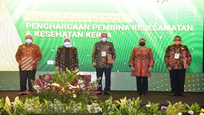 Herman Deru, Kepala Daerah Pembina K3 Terbaik di Indonesia