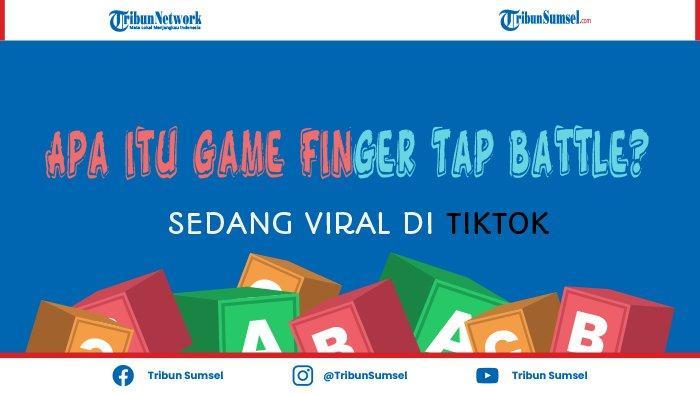 Download Game Finger Tap Battle, Game Seru Untuk Dimainkan Berdua, Viral di TikTok