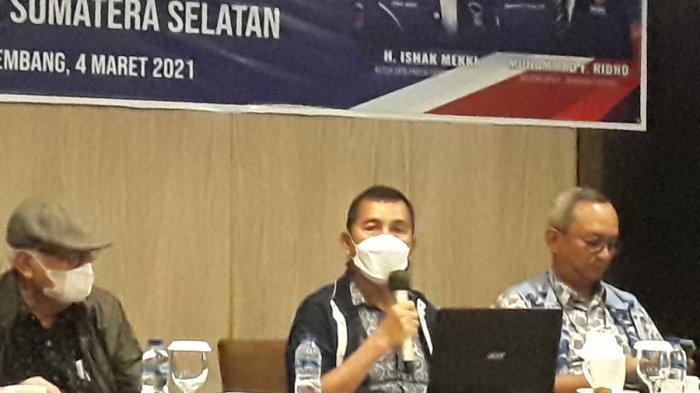 Ishak Mekki Ungkap Ada Juga Pengurus Palembang dan Eks Kader Hilang Jelang KLB Demokrat