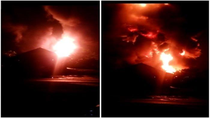 Menggoyang-goyang Mobil Saat Isi Bahan Bakar Picu Timbulnya Api