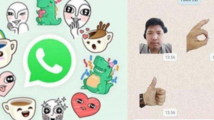 Cara Bikin Stiker WhatsApp Pakai Fotomu Sendiri, Mudah dan Juga Gratis