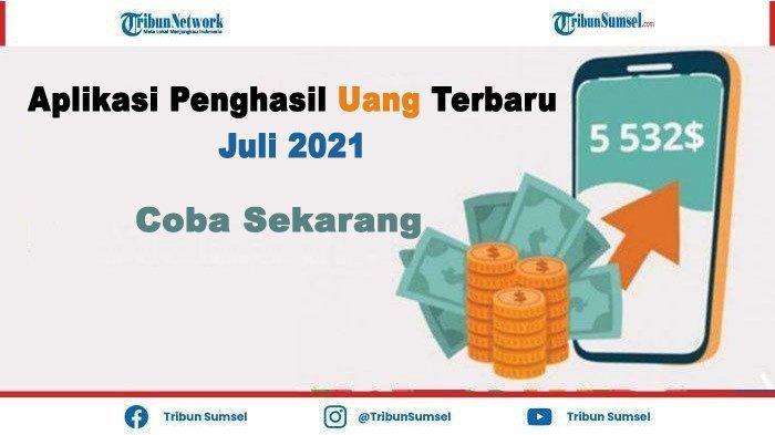 TERBARU Aplikasi Penghasil Uang Saldo DANA Juli 2021 , Hasilkan Ratusan Ribu Dalam Sehari