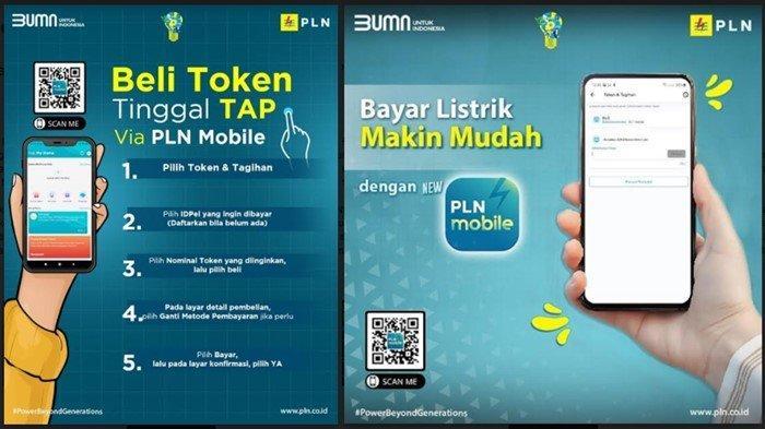 Bayar Listrik Lebih Mudah Pakai Aplikasi PLN Mobile, Begini Caranya