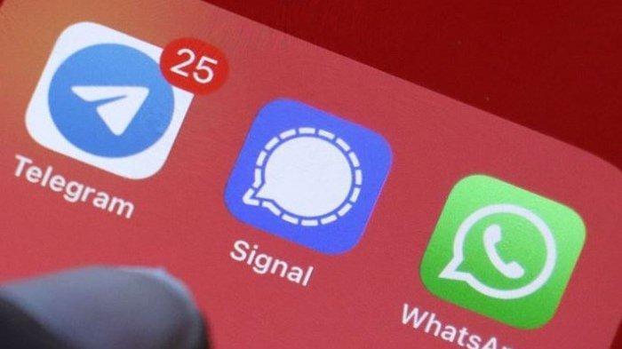 6 Alternatif Pilihan Aplikasi Chatting Selain Whatsapp (WA) Tahun 2021, Ini Keunggulannya