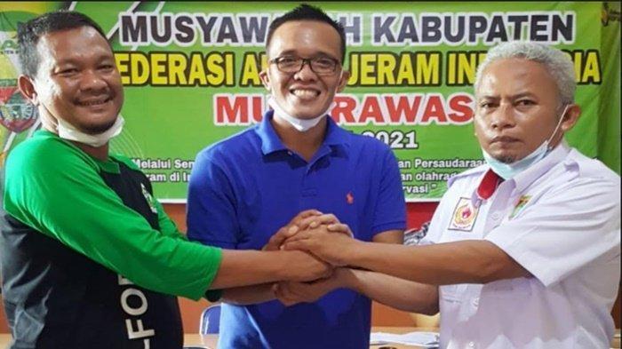 Arief Chandra Jabat Ketua FAJI Musi Rawas, Target  Arung Jeram Olahraga Prestasi juga Wisata