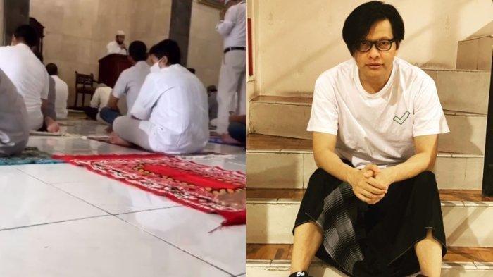 Armand Maulana Tersungkur Saat Sholat, Jamaah Ucap Allahu Akbar Mengira Ia Wafat: Kayak meninggal