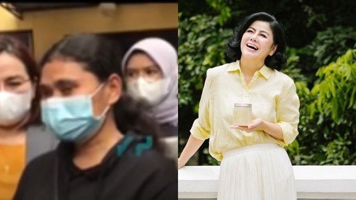 Geleng-geleng Kepala, Desiree Tarigan Tanggapi Tudingan Aniaya ART, Hotman Paris :  Ada Master Mind