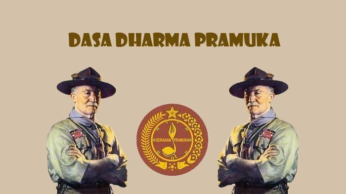 Siapa Baden Powell? Hari Bapak Pandu Pramuka, Berikut yang Dimaksud dengan Pramuka & Dasa Dharmanya