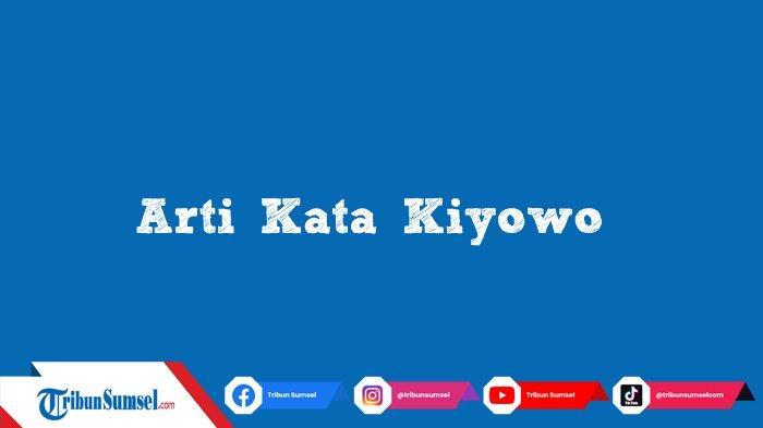Apa Itu Kiyowo? Bahasa Korea Selatan yang Sering Ada Di Media Sosial, Ini Arti dan Maksudnya