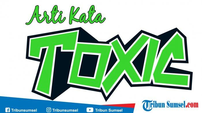 Arti Kata Toxic Kata Yang Sering Disebut Dalam Game Online Dan Sosial Media Tribun Sumsel