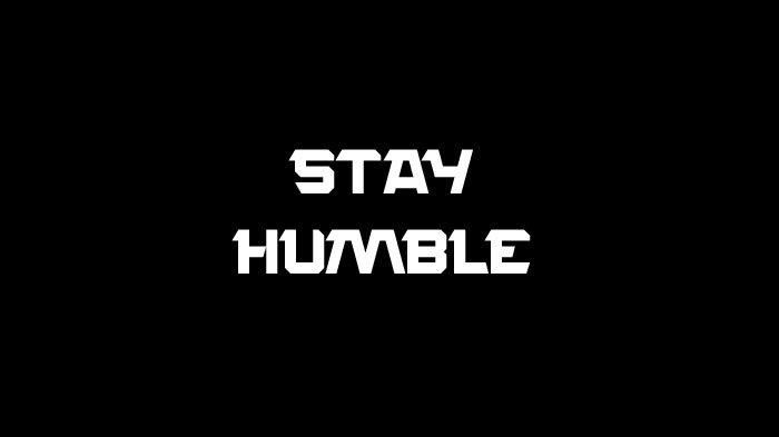 Arti Stay Humble Istilah Dan Bahasa Gaul Yang Sering Digunakan Di Media Sosial Facebook Ig Dan Wa Tribun Sumsel