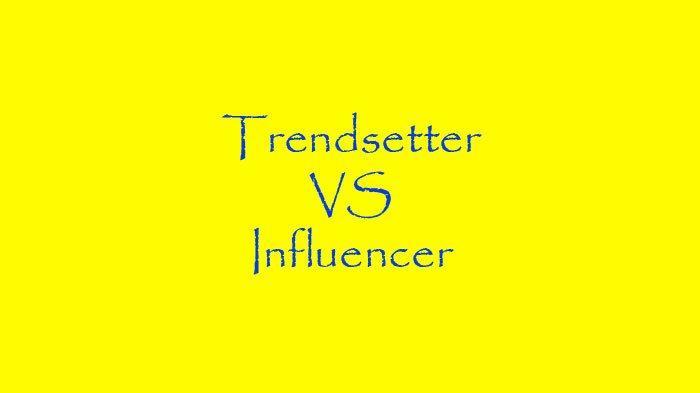 Arti Trendsetter, Apa Bedanya dengan Influencer yang Sering Diucapkan di Media Sosial
