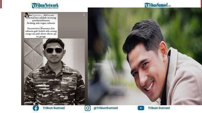 Arya Saloka Unggah Kembali Foto Pakai Seragam Perwira TNI AL 'Ada Tugas Rahasia Diem Diem Aja'