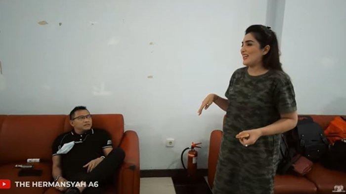 Ashanty Pertama Kali Bertemu Anang di Program Musik Legendaris 90-an, Pesta Indosiar