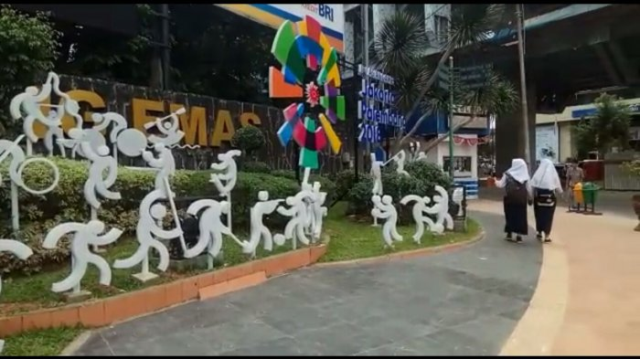 Tinjau Persiapan Asian Games di Palembang, Wei Ji Zhong Teriak-teriak Mengejutkan