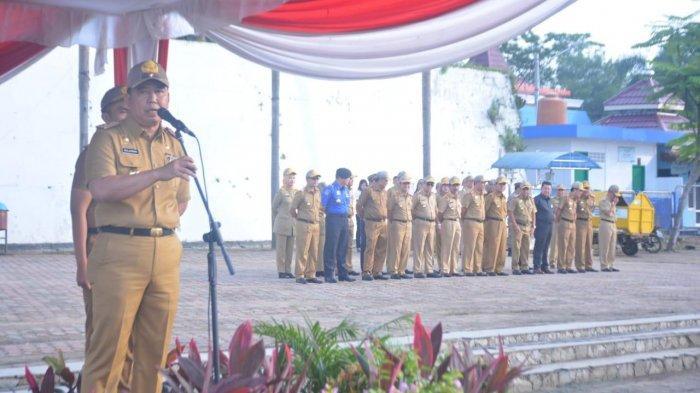 ASN Pemkot Palembang Diingatkan Menjaga Netralitas