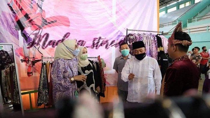 Asisten I Setda Kota Lubuklinggau Buka Acara Linggau Wedding Expo, Gelar Banyak Acara
