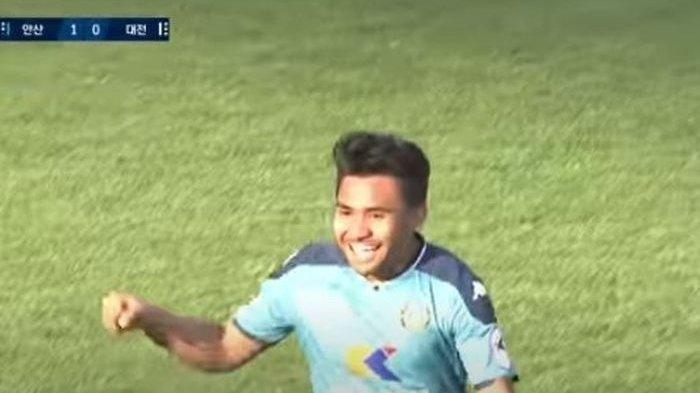 Kekuatan Netizen Indonesia, Asnawi Mangkualam Sabet Penghargaan Pemain Terbaik Bulanan K-League 2