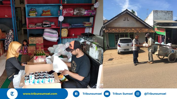 Asosiasi Laundry Indonesia Bagikan 305 Paket Sembako Untuk Yatim dan Dhuafa