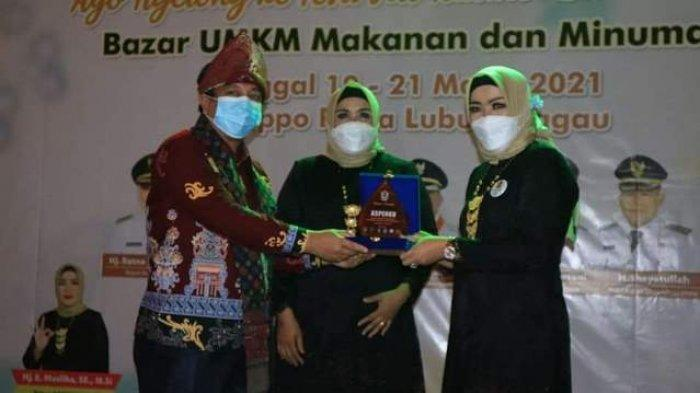 Asisten lll Bidang Administrasi Umum Setda Kota Lubuklinggau, H Tamri membuka acara