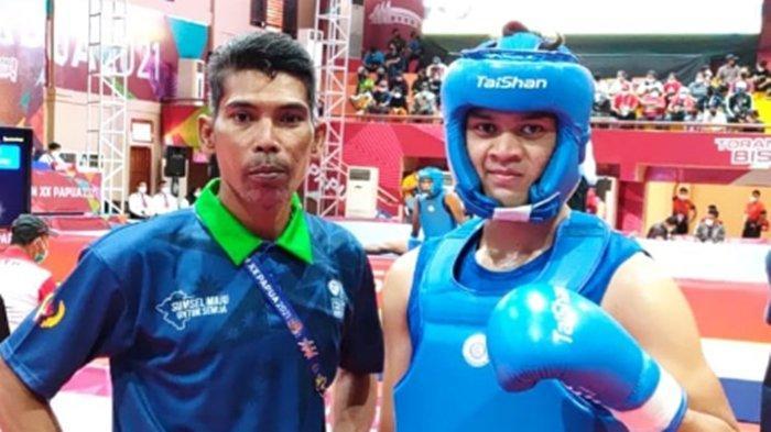 Kalahkan DKI Jakarta, Atlet Wushu Sumsel, Firand Andista Tantang Mantan Juara One Pride Asal Sumut