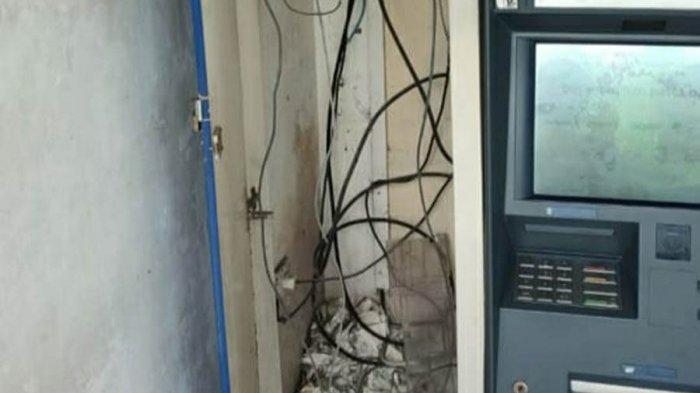 Breaking News: Dalam Sehari Dua ATM di Palembang Dibobol, Modus Mengganjal dengan Alat
