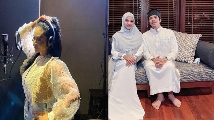 Reaksi Krisdayanti Tahu Atta Halilintar Bakal Bangun Pesantren, Istri Raul Lemos : Ambil Positifnya