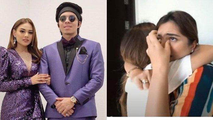 Beban Berat Aurel Hermansyah, Ashanty Positif Covid-19 Kondisinya Memburuk, Aurel Tunda Pernikahan?