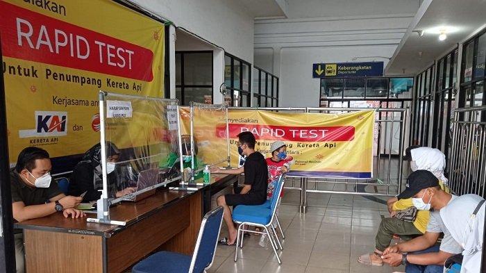 KAI Terapkan Syarat Naik KA Jarak Jauh Terbaru, Sesuai SE Kemenhub No 4 Tahun 2021
