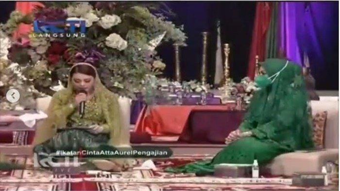 Tangis Harus Warnai Pengajian Jelang Pernikahan Atta Halilintar dan Aurel Hermansyah, Sabtu (20/3/2021) 2