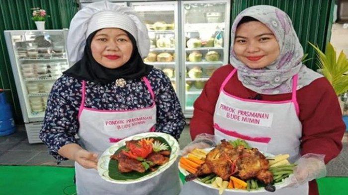 Resep dan Cara Membuat Ayam Panggang Bumbu Rujak ala Bude Mimin