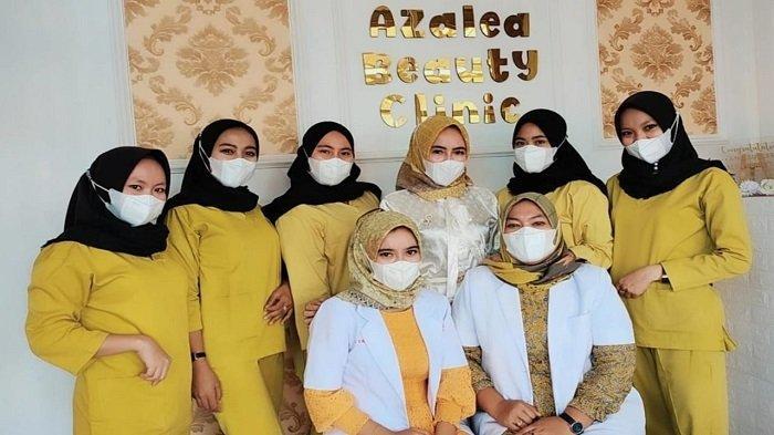 Azalea Beauty Clinic, Rekomendasi Perawatan Lengkap di Martapura OKU Timur, Sampai Glowing