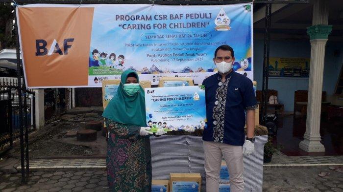 Usung Tema Caring for Children Tanggung Jawab Sosial BAF Sambut HUT ke-24
